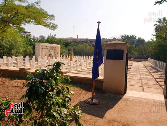 مقبرة الجنود الفرنسيين بالاسكندرية (8)