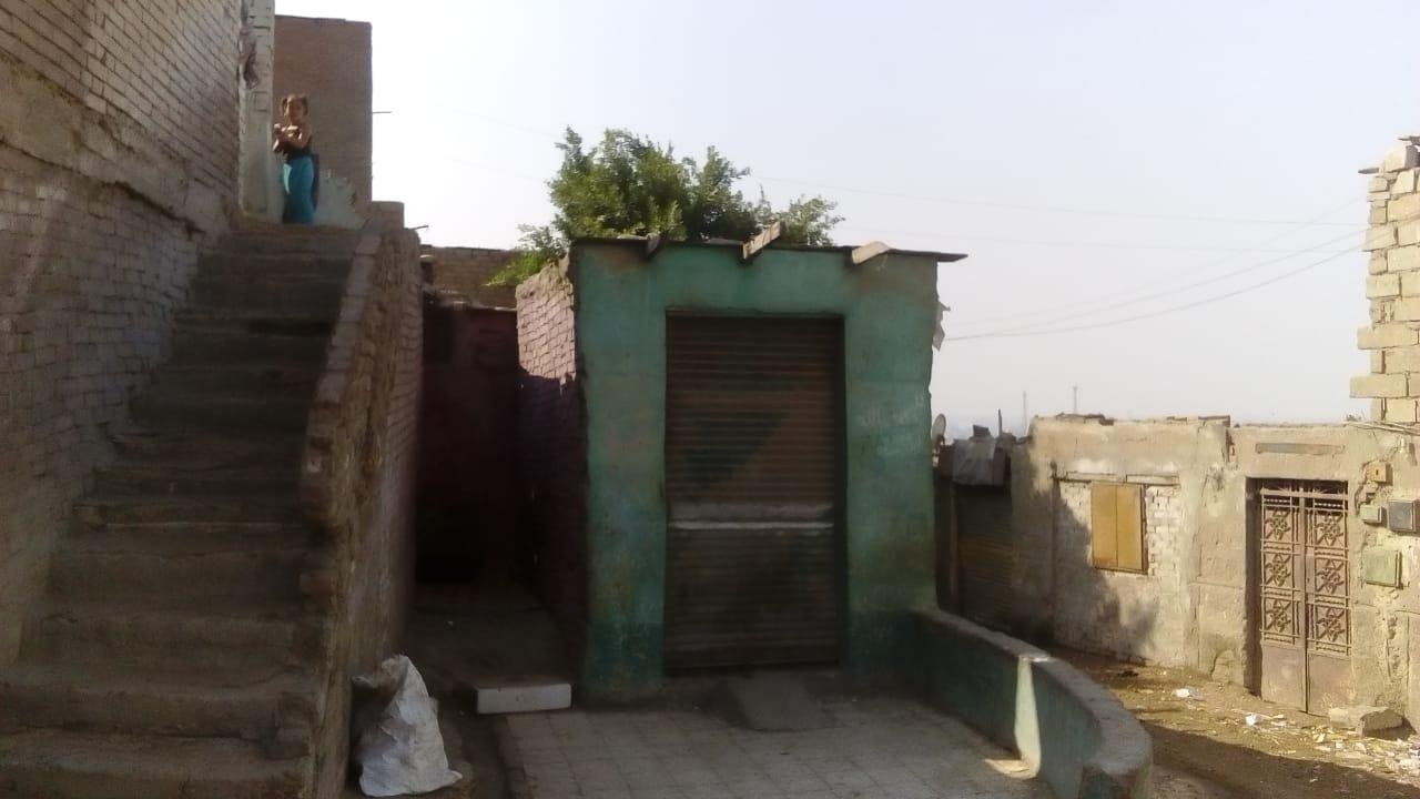 مساكن الإيواء بالدويقة  (11)