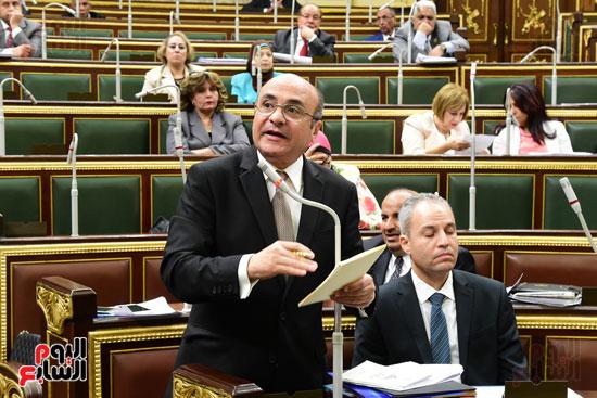 الجلسة العامة للبرلمان (22)