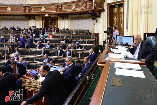 الجلسة العامة للبرلمان (20)
