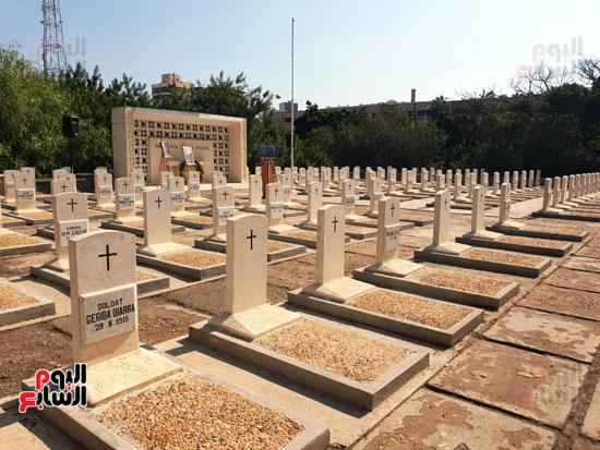 مقبرة الجنود الفرنسيين بالاسكندرية (2)
