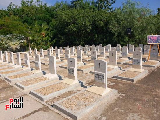 مقبرة الجنود الفرنسيين بالاسكندرية (13)