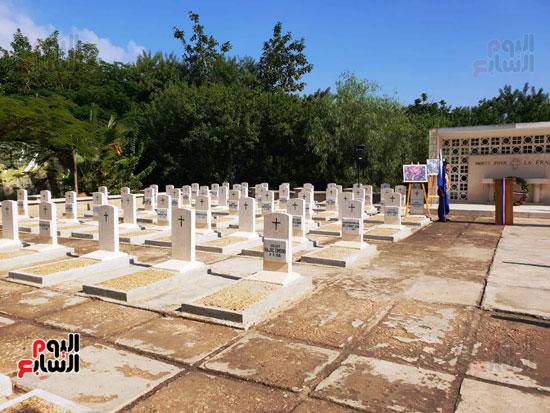 مقبرة الجنود الفرنسيين بالاسكندرية (7)