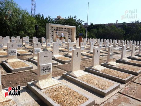 مقبرة الجنود الفرنسيين بالاسكندرية (11)