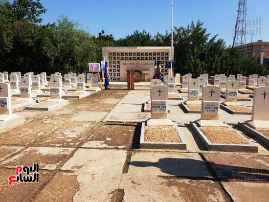 مقبرة الجنود الفرنسيين بالاسكندرية (12)