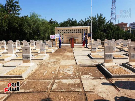 مقبرة الجنود الفرنسيين بالاسكندرية (10)