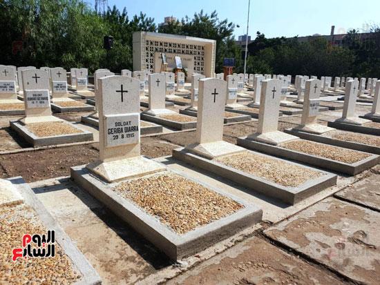 مقبرة الجنود الفرنسيين بالاسكندرية (4)