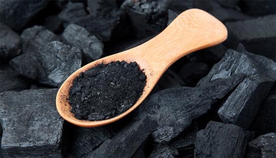 فوائد الفحم النشط