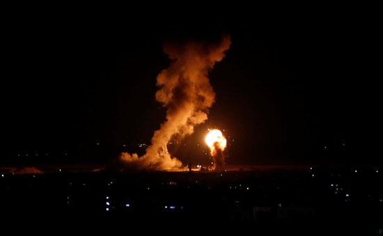 غزة تحت مرمى نيران الاحتلال الإسرائيلى (4)