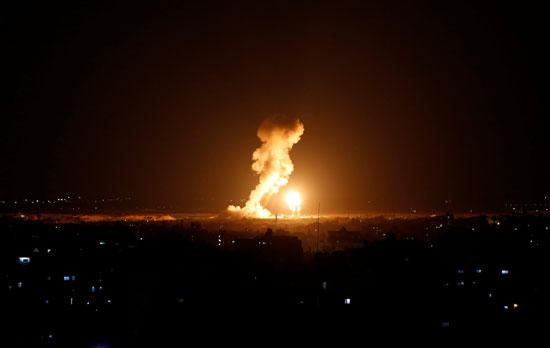 غزة تحت مرمى نيران الاحتلال الإسرائيلى (3)