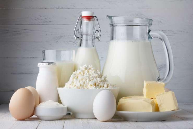 منتجات الحليب