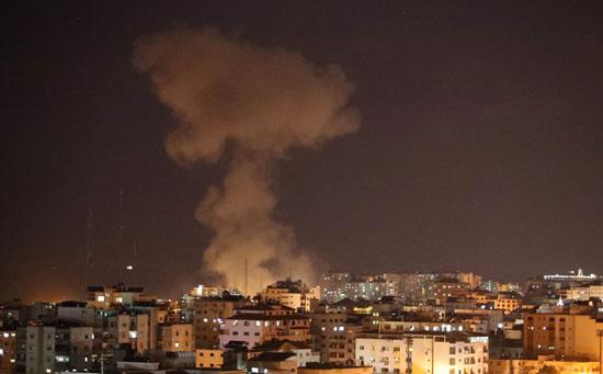 غزة تحت مرمى نيران الاحتلال الإسرائيلى (5)