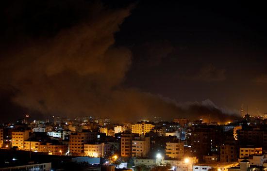 غزة تحت مرمى نيران الاحتلال الإسرائيلى (6)