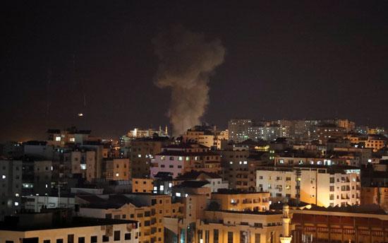 غزة تحت مرمى نيران الاحتلال الإسرائيلى (1)