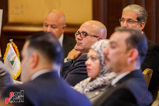 مؤتمر وزير المالية (4)