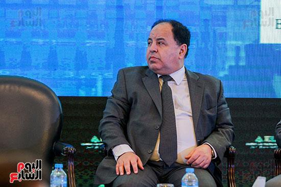 مؤتمر وزير المالية (3)