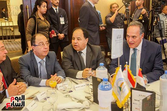مؤتمر وزير المالية (12)