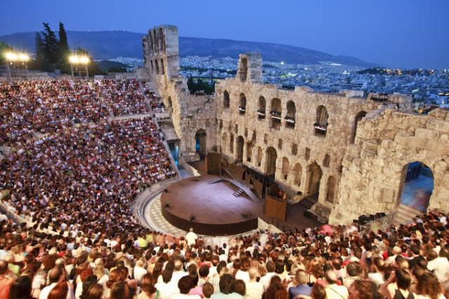 مسرح هيردوس اتيكوس