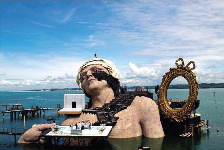 أوبرا «أندريه شيينيه» للمؤلف الإيطالي أمبرتو جيورادانو