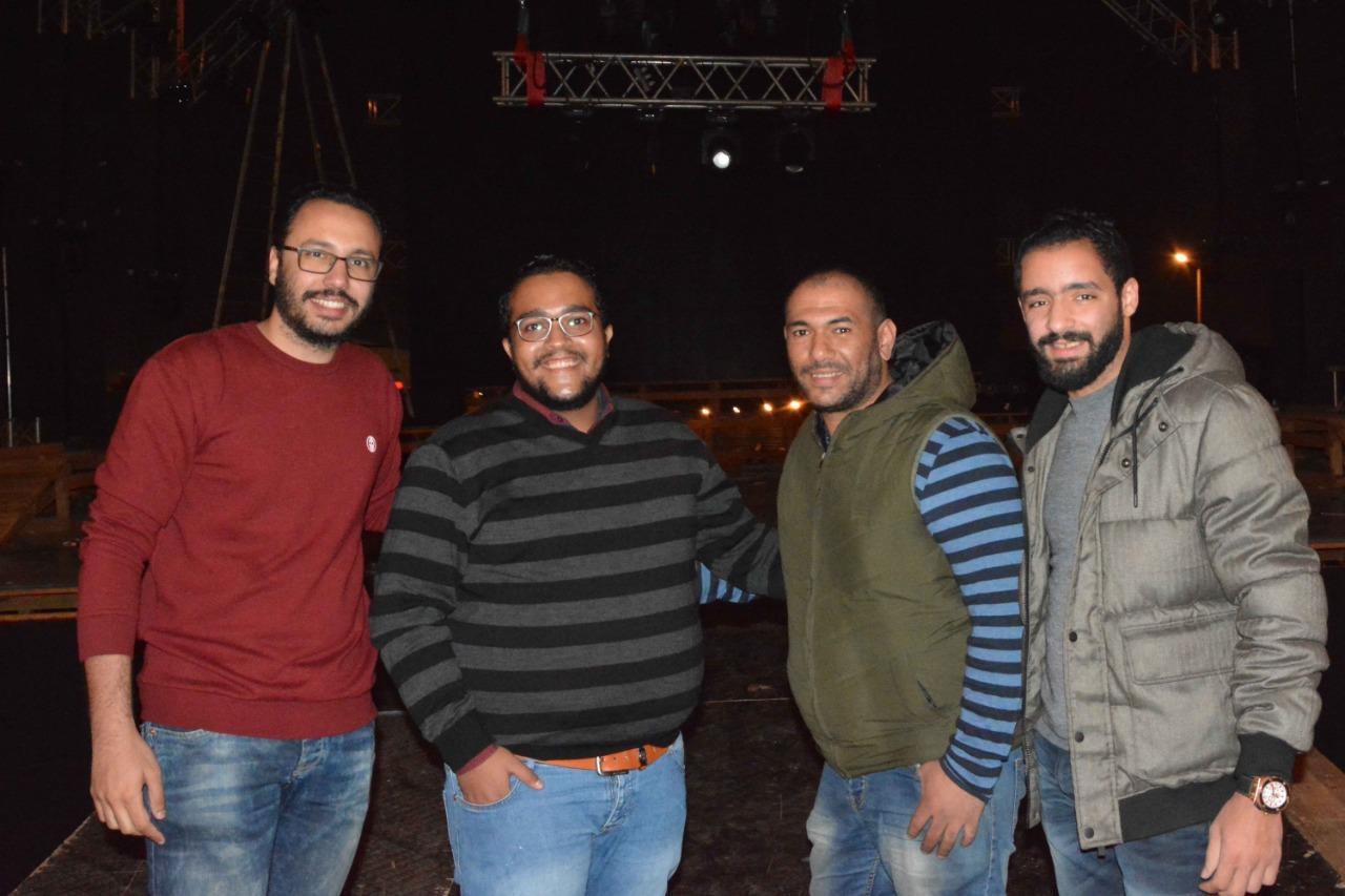 Tamer Hosni's first album of concert halls her album's success (3)