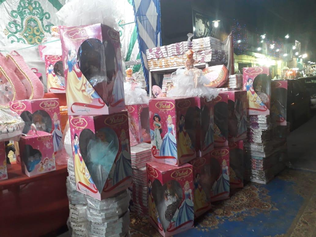 معرض حلوى المولد بأسعار مخفضة  (1)