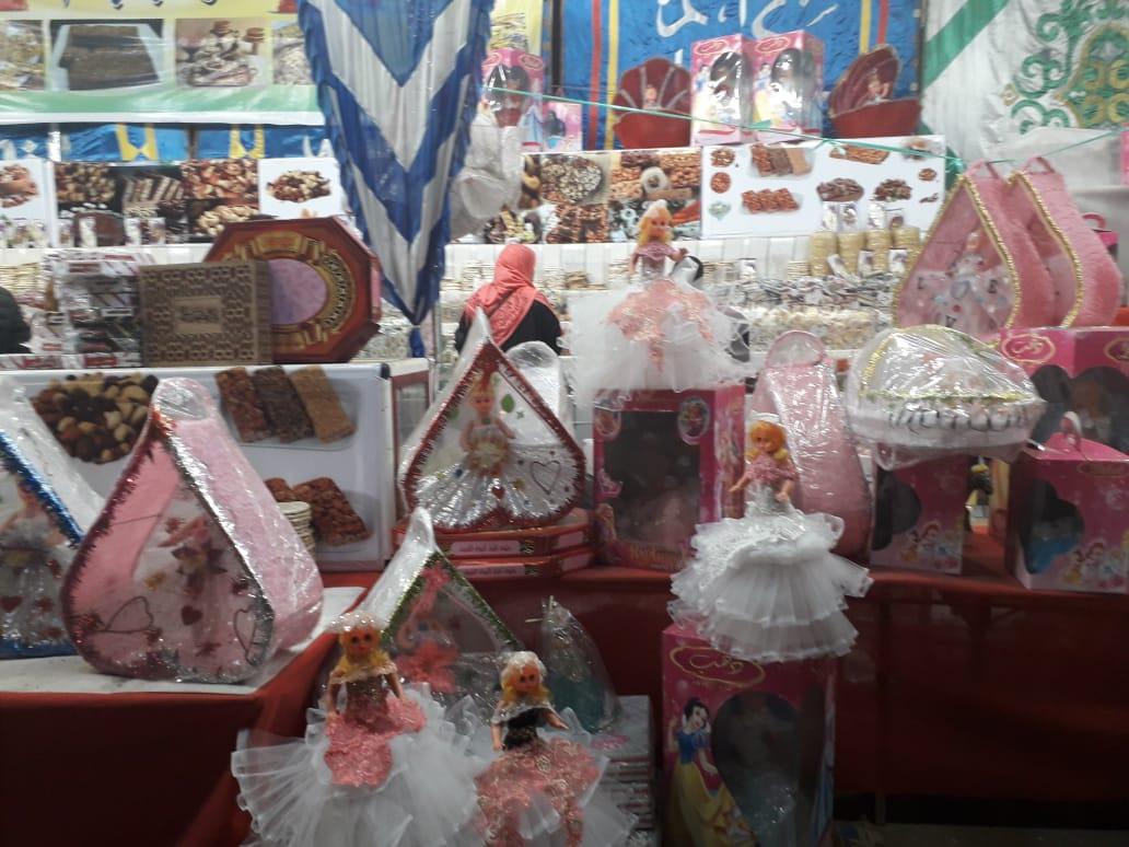 معرض حلوى المولد بأسعار مخفضة  (3)