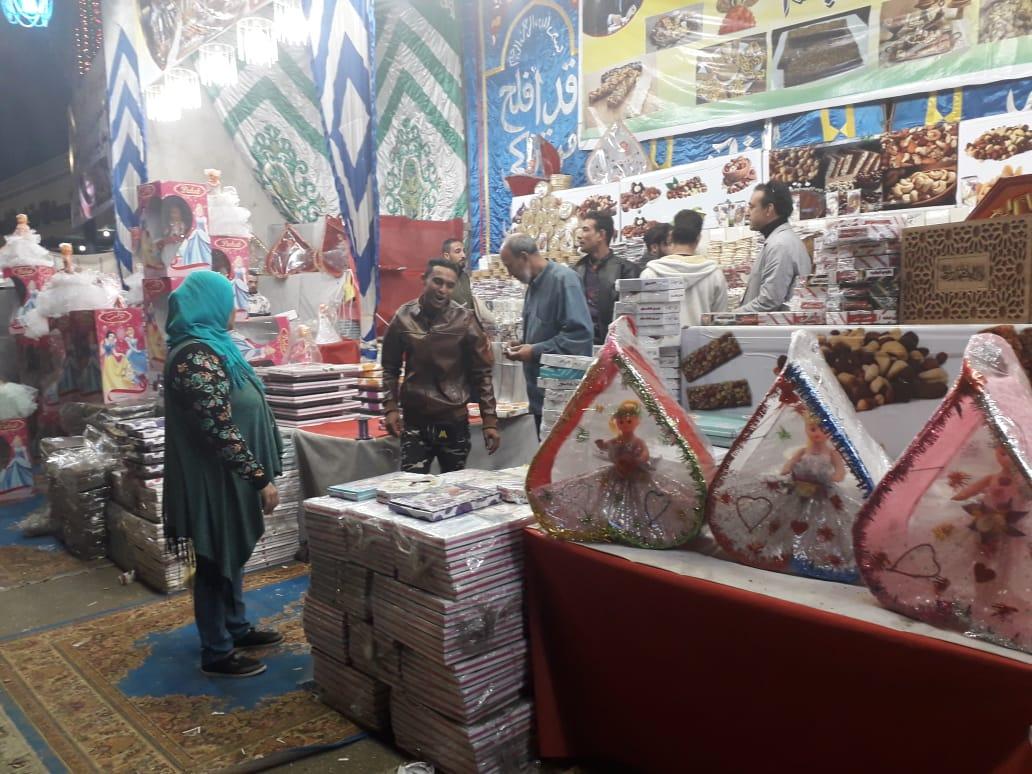 معرض حلوى المولد بأسعار مخفضة  (4)
