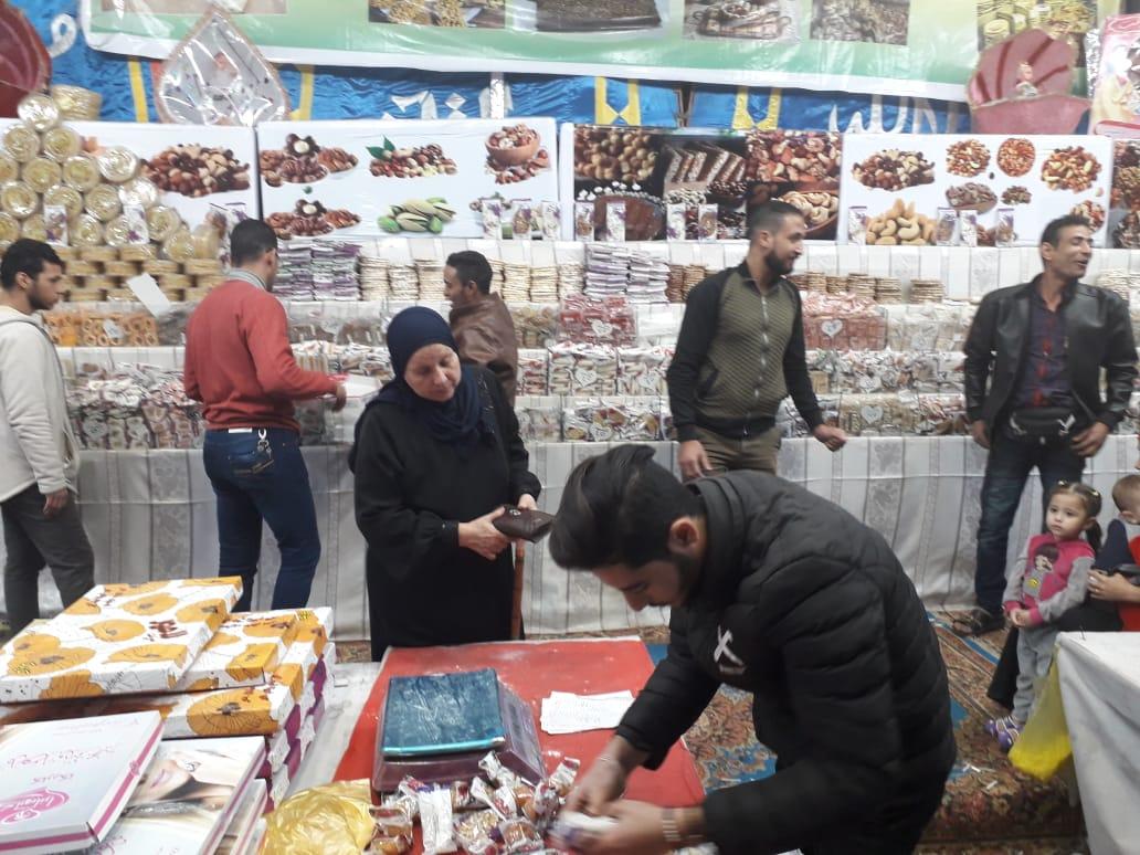معرض حلوى المولد بأسعار مخفضة  (8)