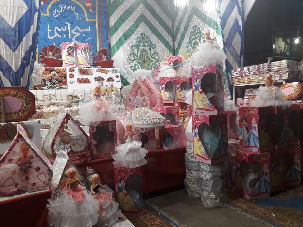 معرض حلوى المولد بأسعار مخفضة  (16)