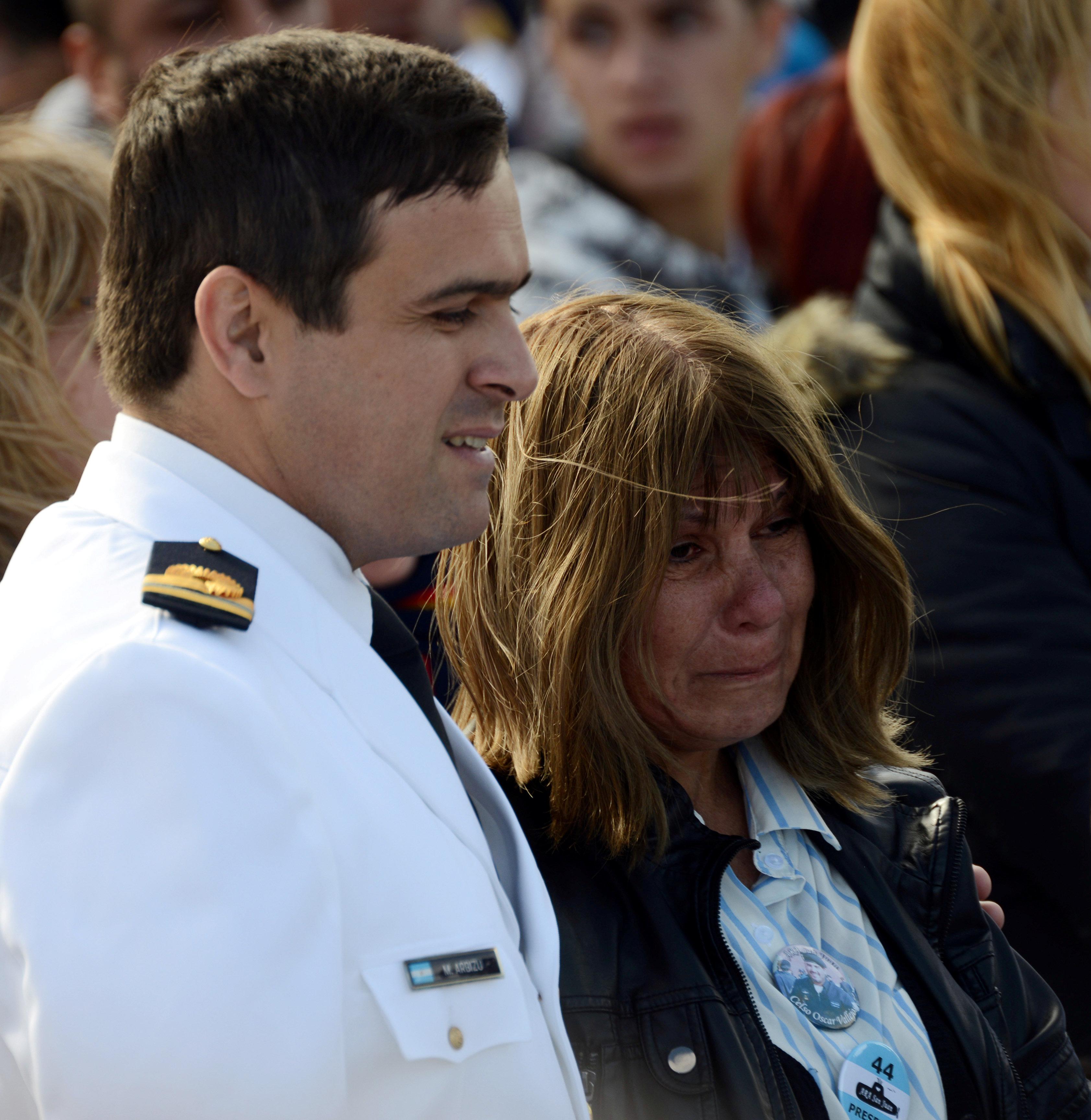 ضابط أرجنتينى