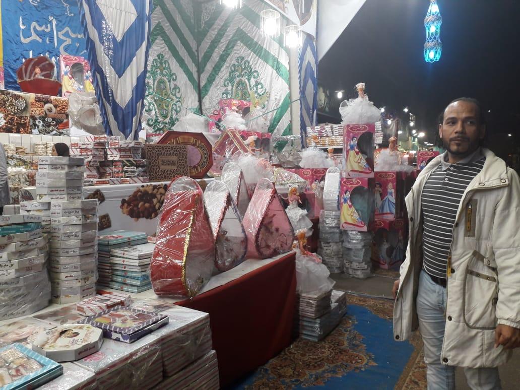 معرض حلوى المولد بأسعار مخفضة  (2)