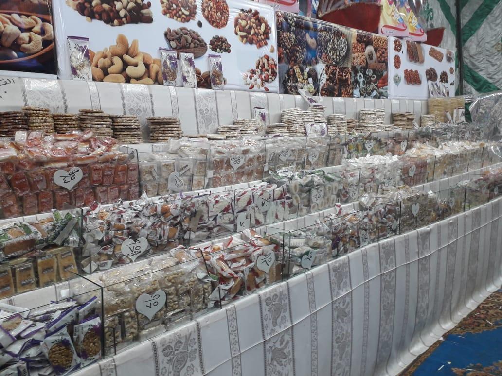 معرض حلوى المولد بأسعار مخفضة  (14)