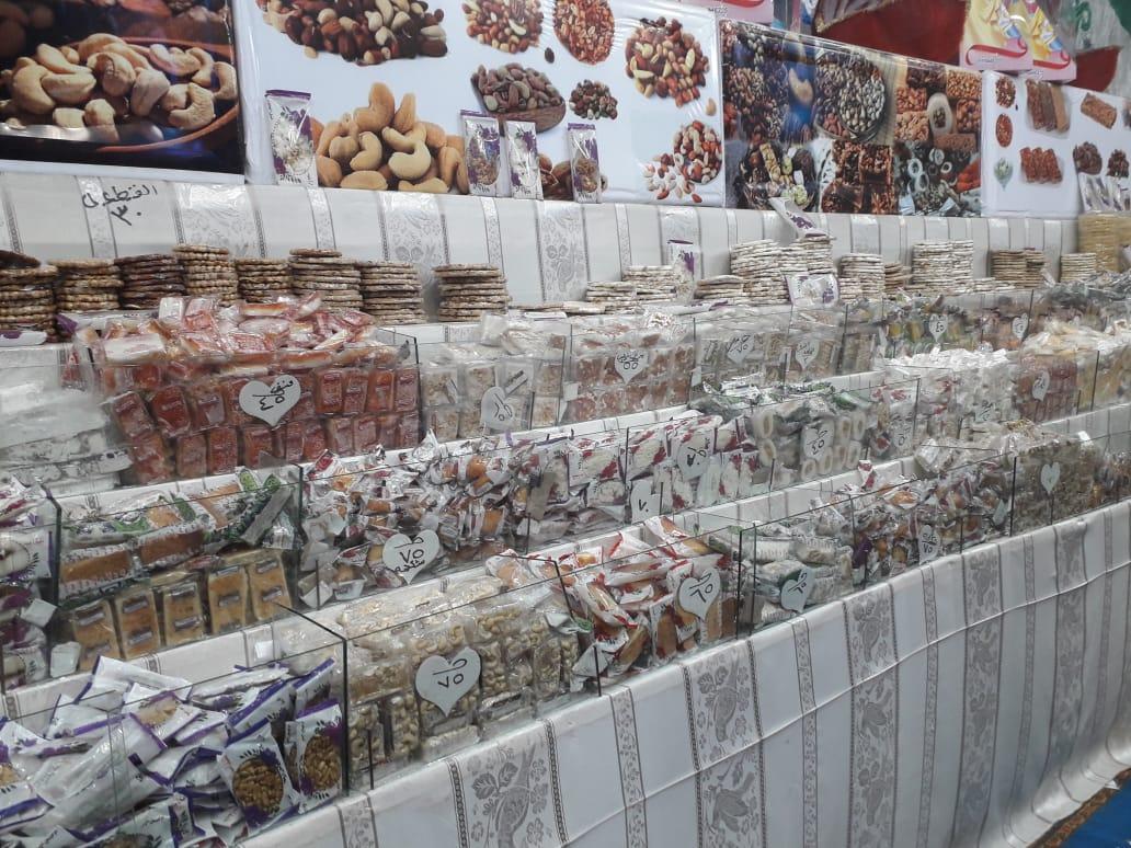 معرض حلوى المولد بأسعار مخفضة  (12)