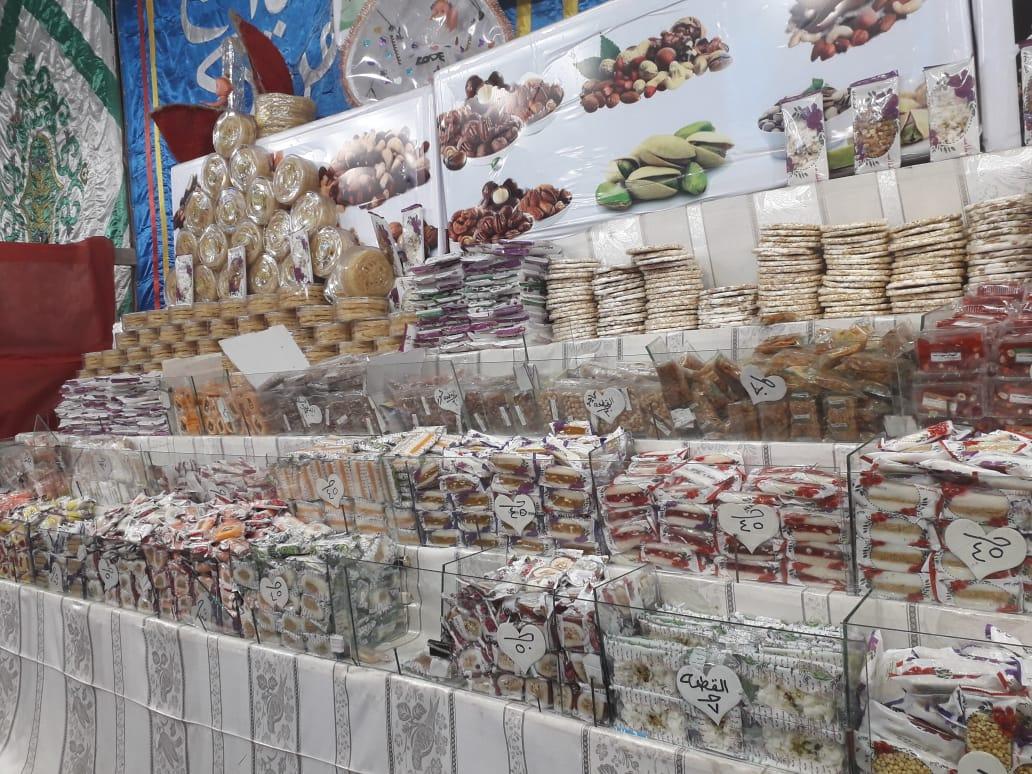 معرض حلوى المولد بأسعار مخفضة  (15)