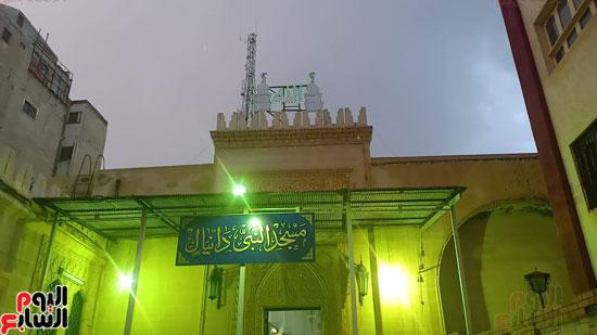 مسجد النبى دانيال (1)