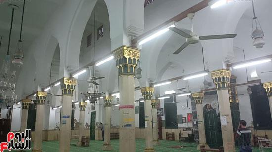 مسجد النبى دانيال (4)