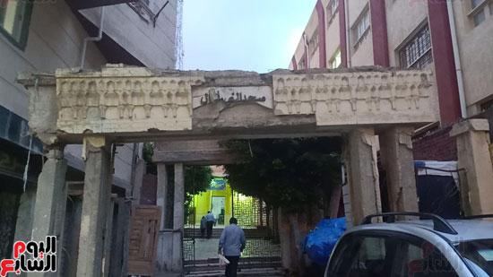 مسجد النبى دانيال (3)