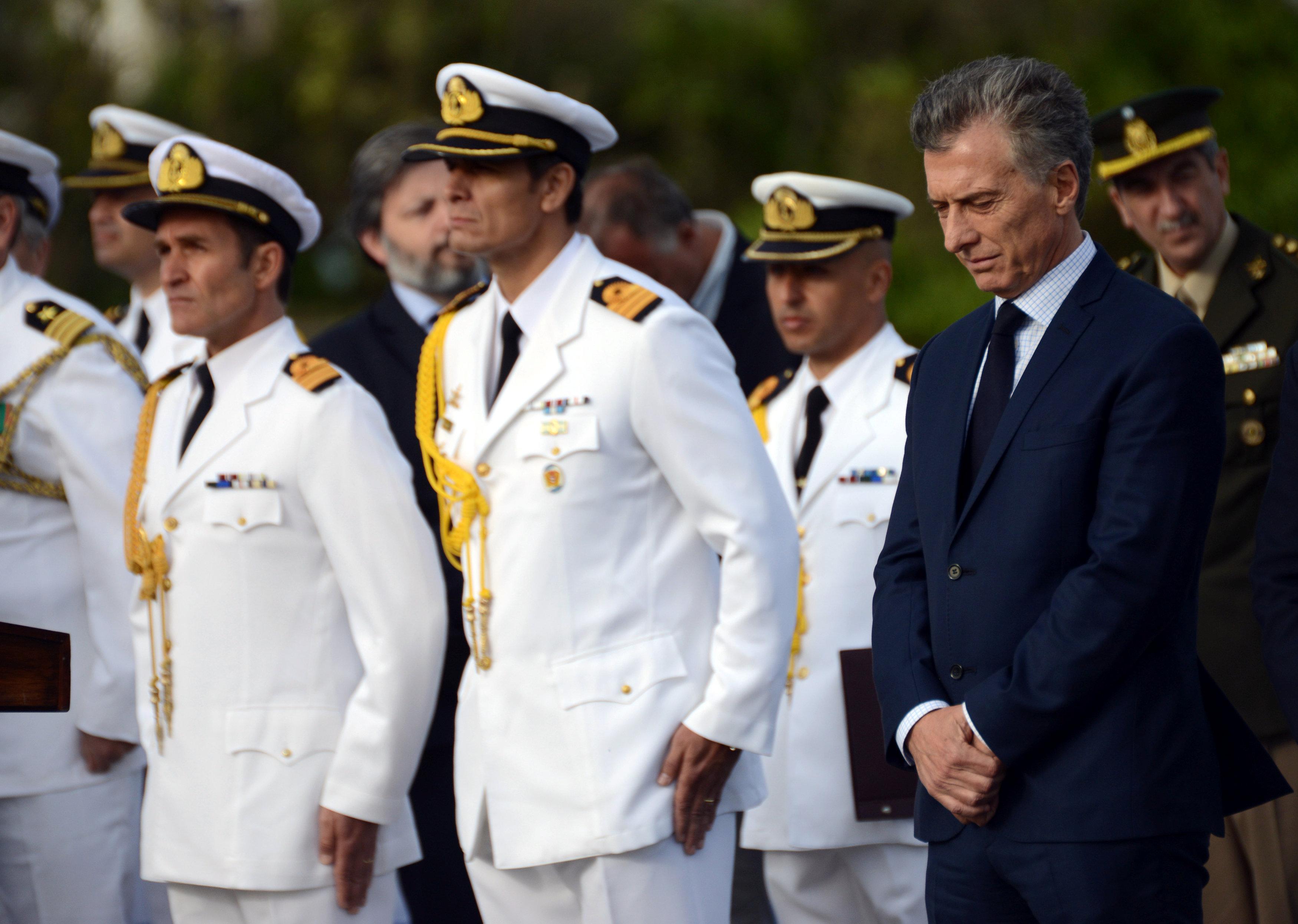 الضباط الأرجنتينيون