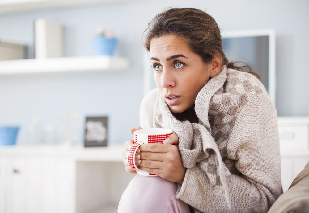 Ideas for dealing with cold