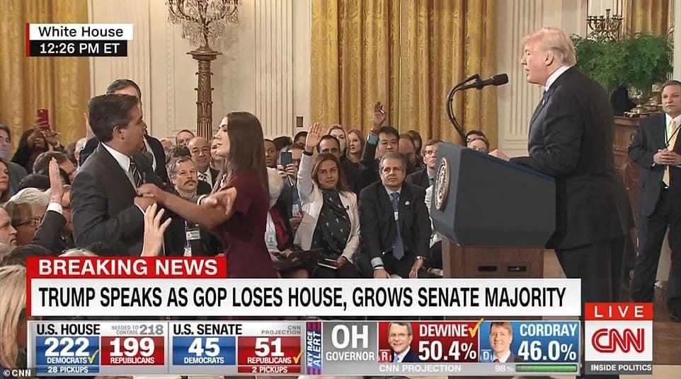 CNN تنقل الحدث