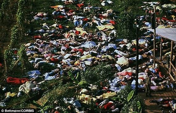 ضحايا جونز تاون