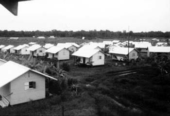 صورة لبيوت الطائفة في مدينة جونز