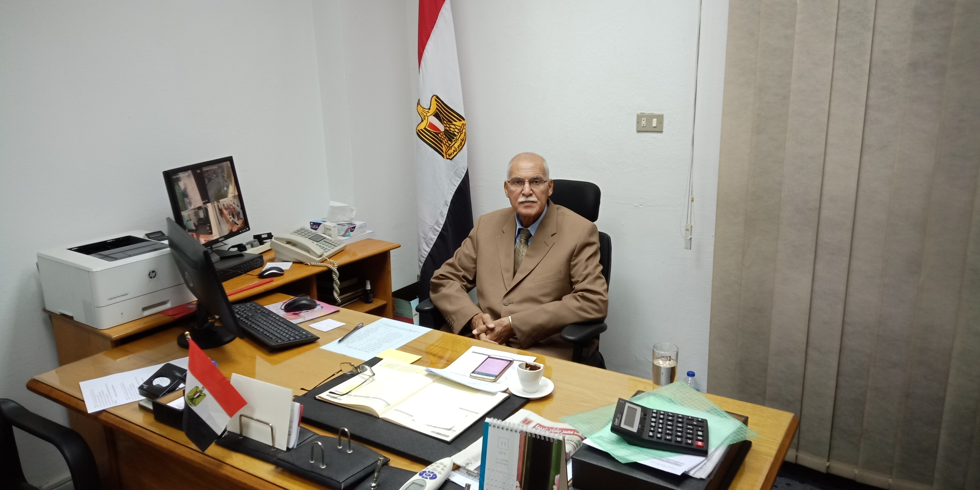 رئيس فرع جهاز تنمية المشروعات الصغيرة بالقليوبية (3)