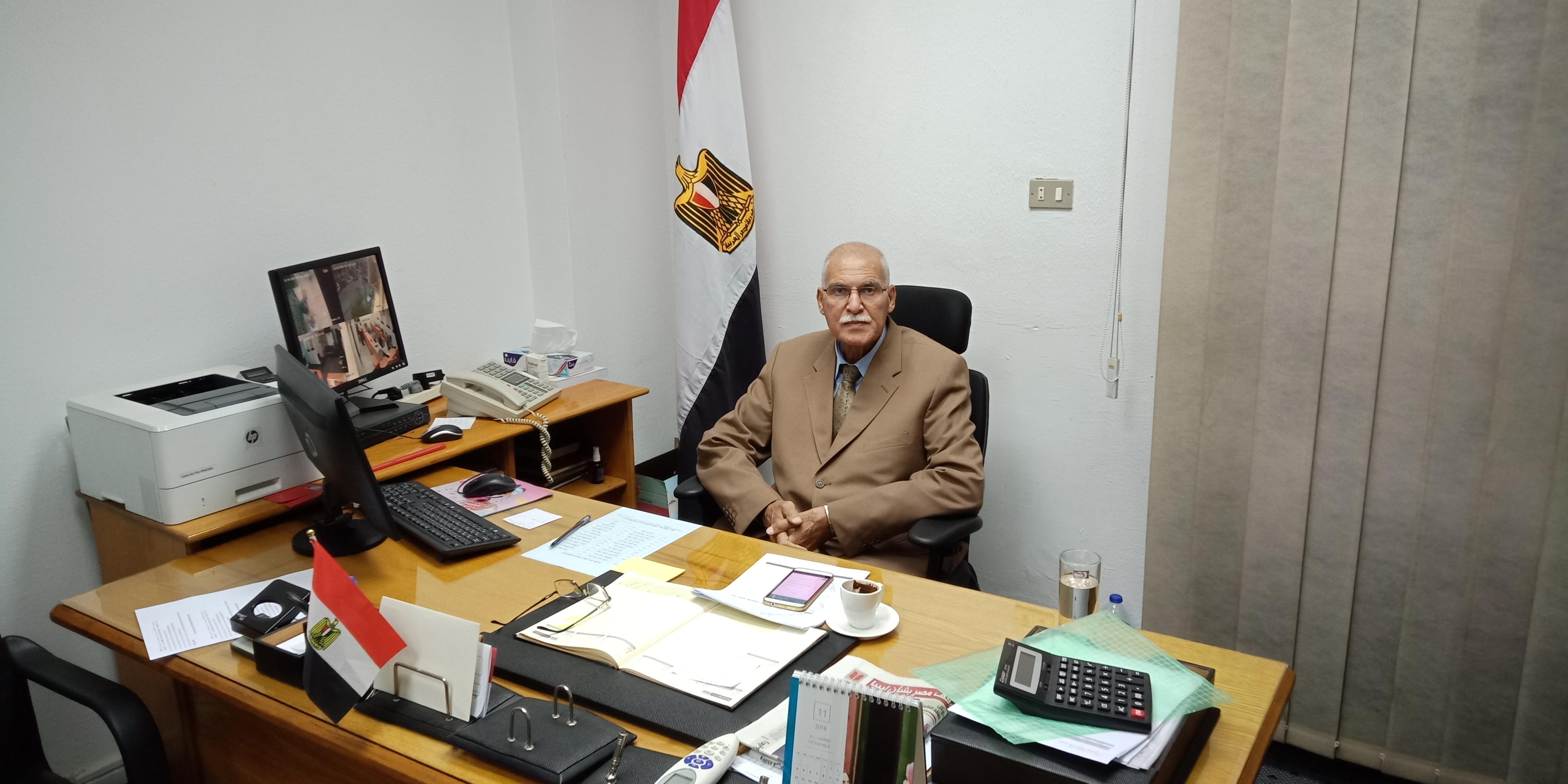 رئيس فرع جهاز تنمية المشروعات الصغيرة بالقليوبية (4)