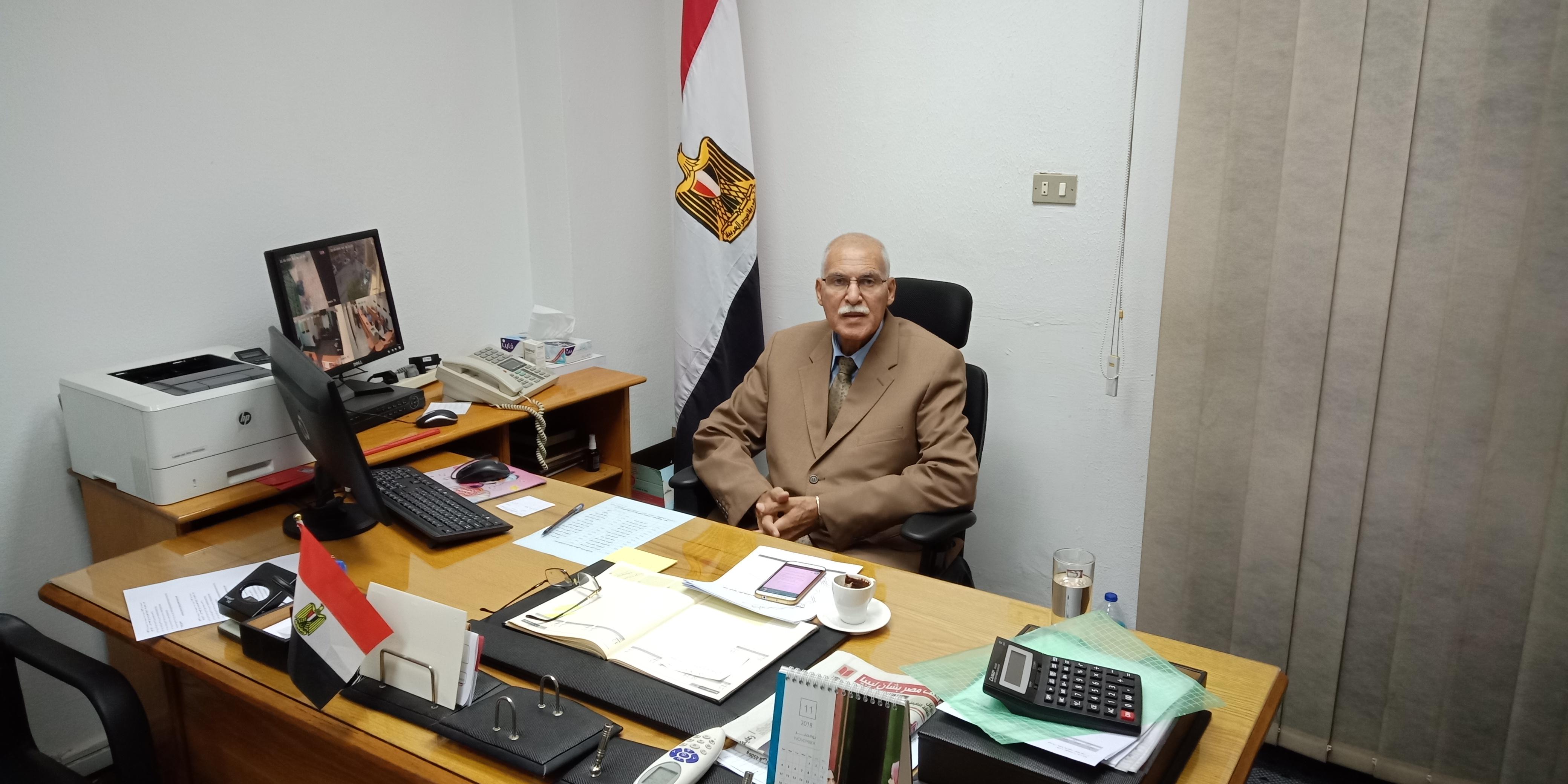 رئيس فرع جهاز تنمية المشروعات الصغيرة بالقليوبية (1)