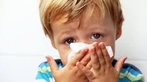 اعراض نزلات البرد عند الاطفال