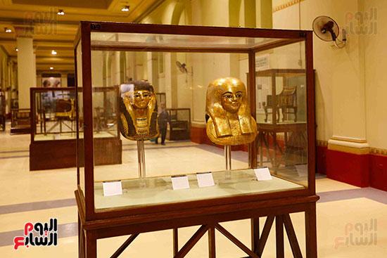احتفالية المتحف المصرى بالتحرير (1)