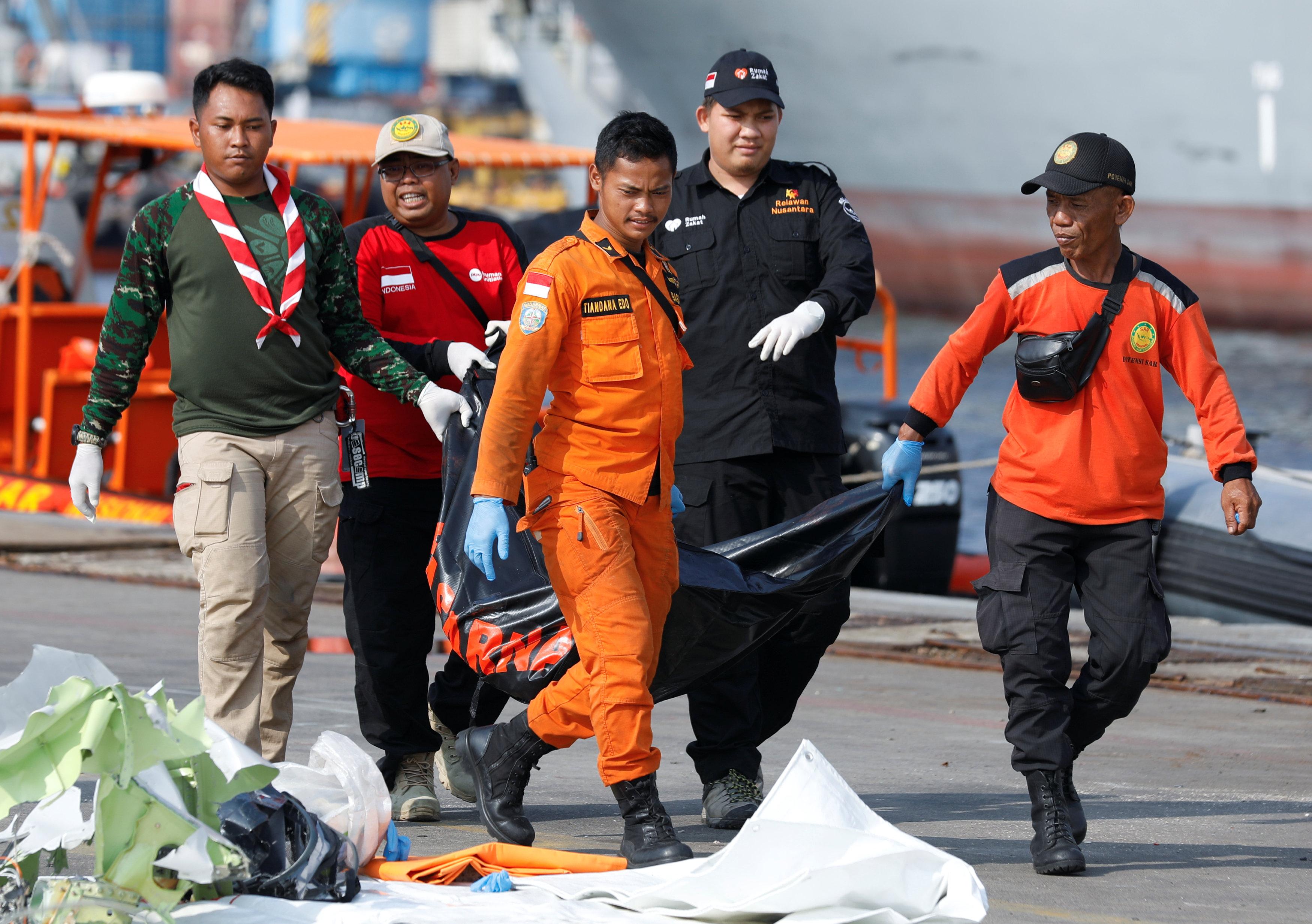 طائرة إندونيسيا المنكوبة (8)