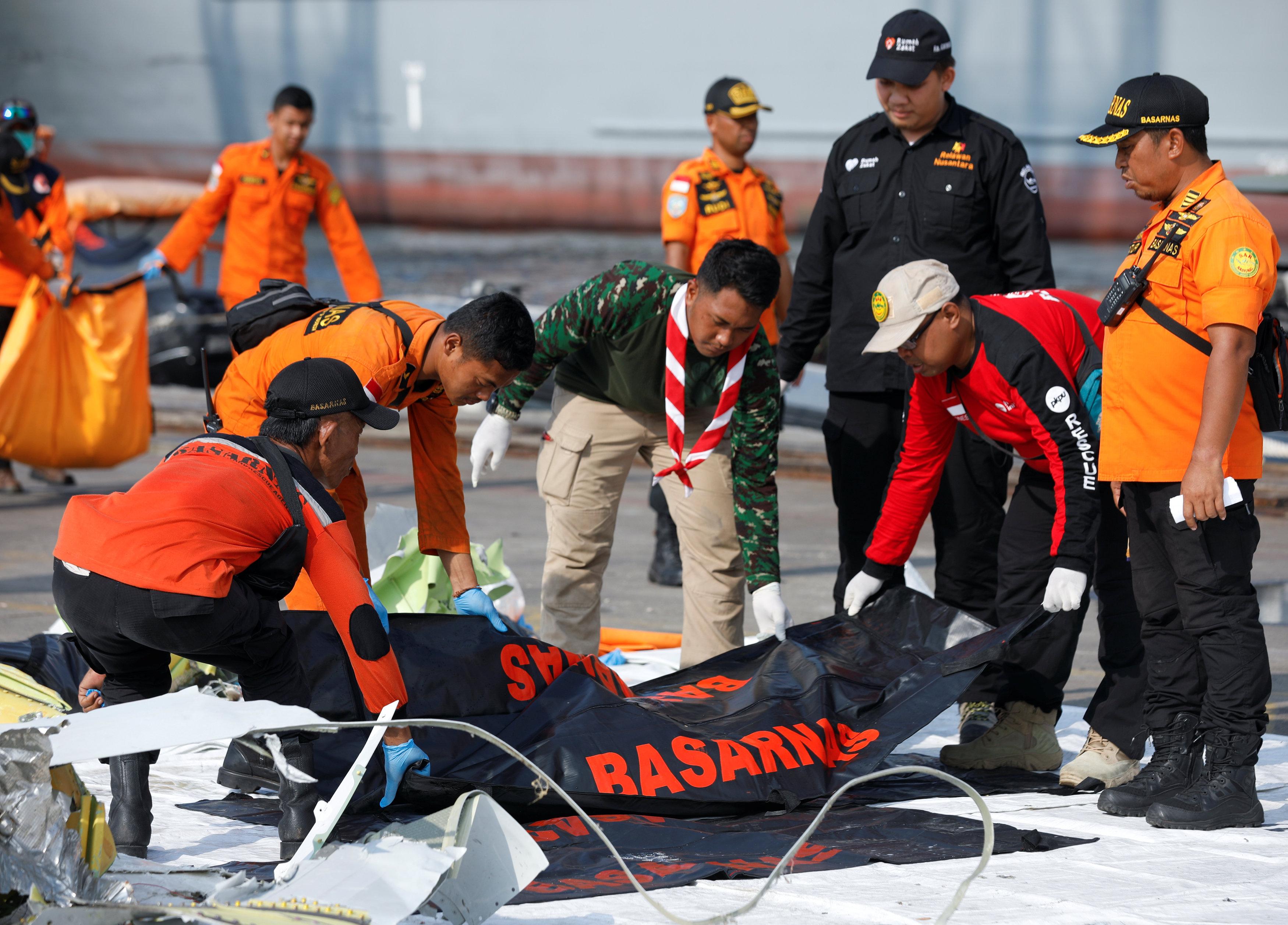 طائرة إندونيسيا المنكوبة (11)
