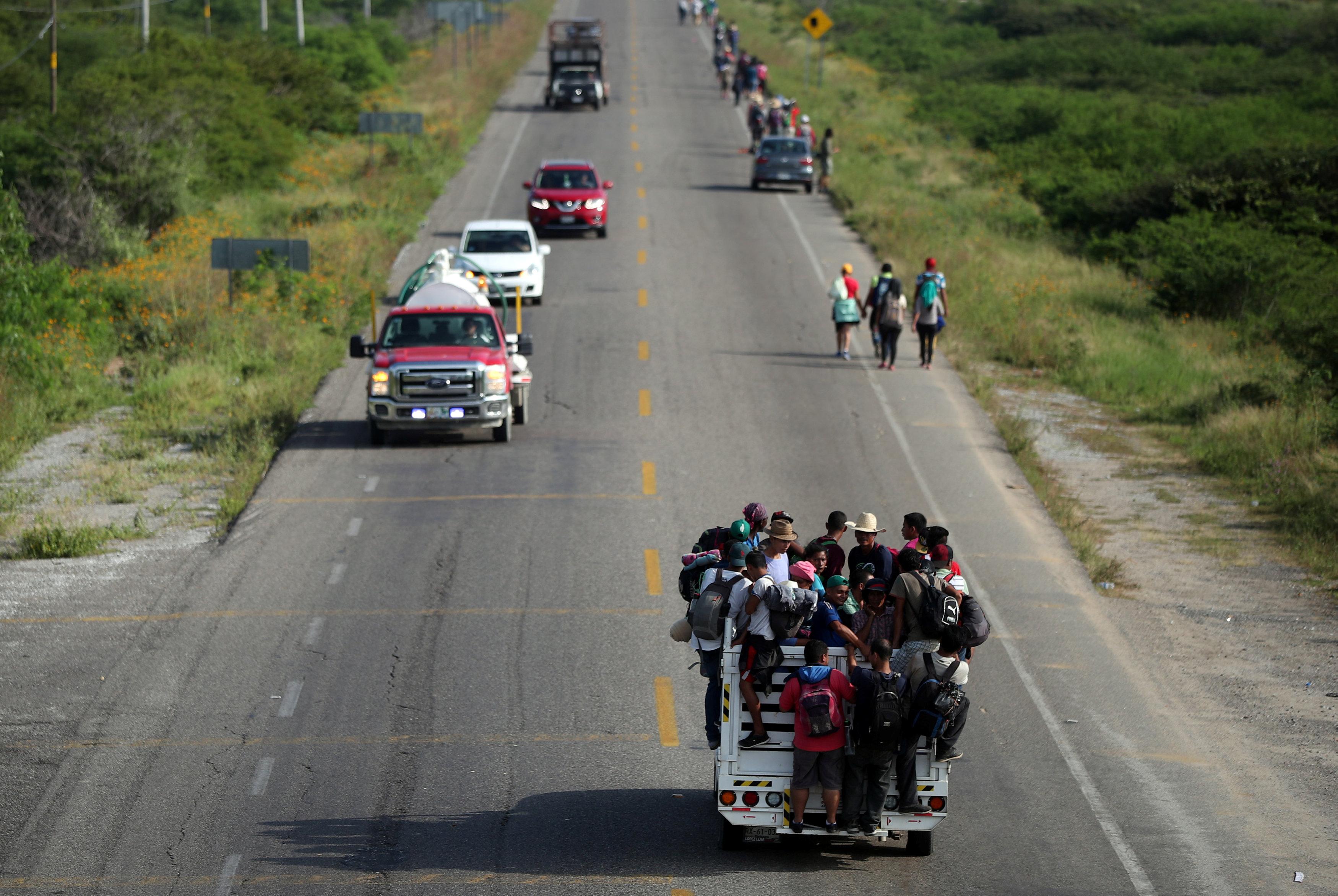 الوصول إلى جواتيمالا